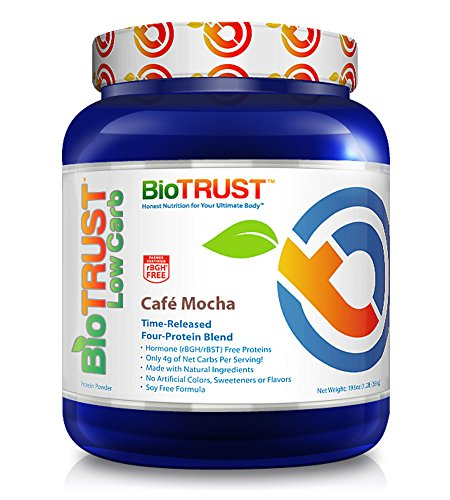 BioTrust Low Carb Grass Fed Whey Protein Powder 0 - BioTRUST Low Carb