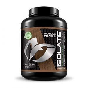 Grass Fed Whey Protein Isolate by Muscle Feast All Natural and Hormone Free 5lb Chocolate 0 300x300 - Muscle Feast Isolate Whey Protein