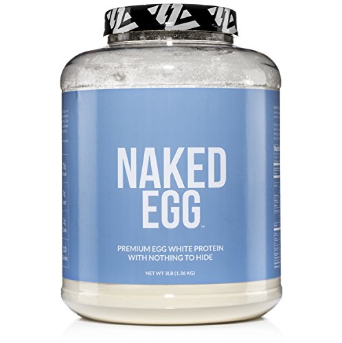 Non GMO Egg White Protein Powder 0 - Naked Egg