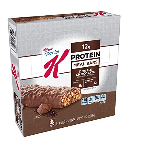 Special K Protein Meal Bars Double Chocolate 127 oz 8 CountPack of 2 0 - Special K 12g Protein Meal Bars <span>2x 8 Packs</span>