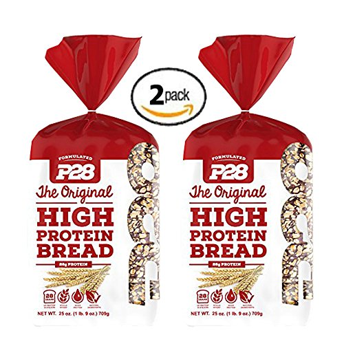 2 Pack Value of P28 High Protein Bread 100 Whole Wheat 0 - P28 High Protein Bread <span>2 Pack</span>