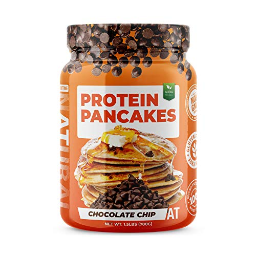 About Time Whey Isolate Protein Pancake Mix 0 - About Time Protein Pancakes