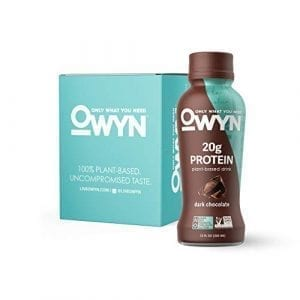 OWYN Only What You Need Protein Drinks 0 300x300 - OWYN Plant-Based Protein Shake <span>12 Pack</span>